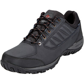 Columbia Ruckel Ridge WP Shoes Men Black/Rusty